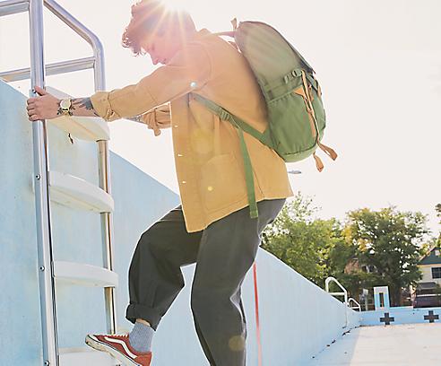 Jansport Canada Hatchet backpack