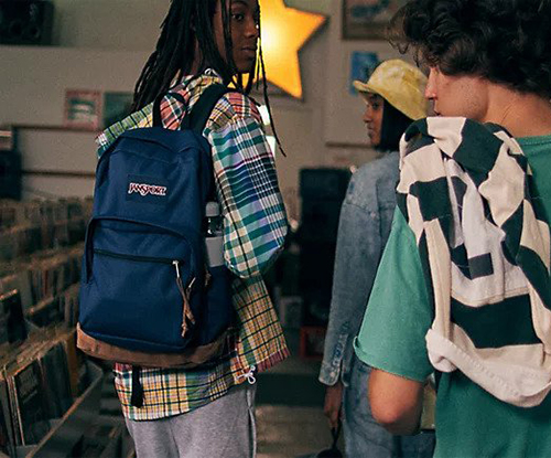 Right pack Jansport Canada