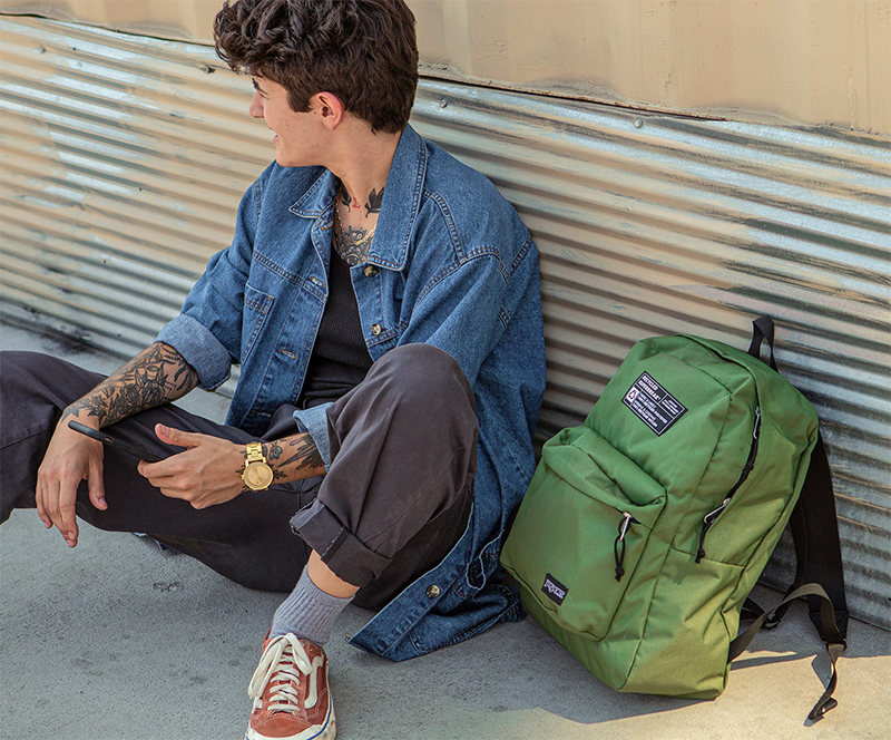 Jansport Canada Recycled backpack